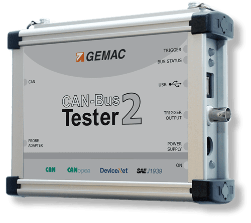 GEMAC CAN-Bus Tester 2
